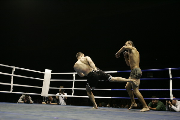 Low kick Cotra