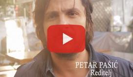 Petar Pašic testimonial