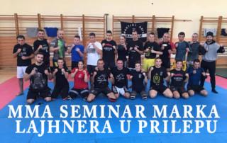 MMA seminar Marka Lajhnera u Prilepu
